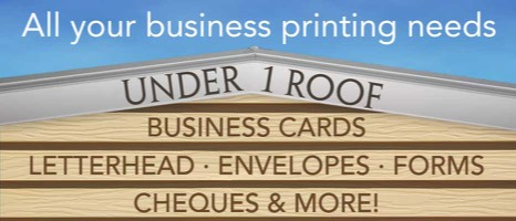 All you business printing needs under one roof